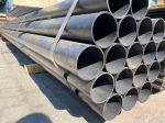 101,6x3 Osztályos hegesztett szerkezeti acélcső