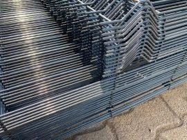 Táblás Kerítéselem 1230x2500/4mm Antracit