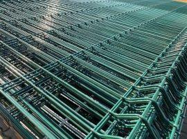 Táblás Kerítéselem 1230x2500/4mm Zöld