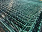 Táblás Kerítéselem 1730x2500/4mm Zöld