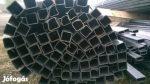 25x25x2mm II.o. oszlop, karám, kerítés, stég, korlát, előtető, kennel, sátor
