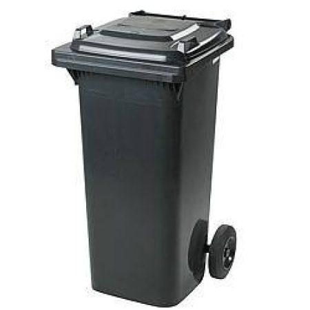 Használt 120 literes Kerekes Kuka hulladékgyűjtő edény