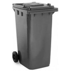 Használt 240 literes Kerekes Kuka hulladékgyűjtő edény