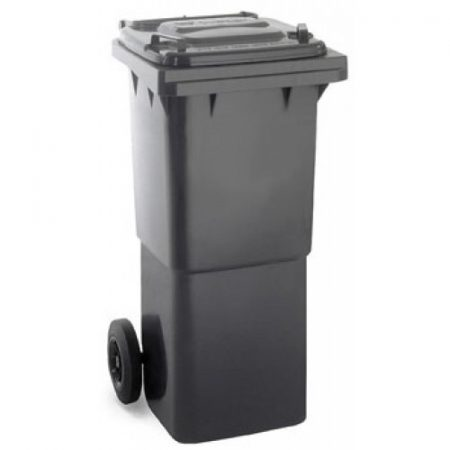 Használt 60 literes Kerekes Kuka hulladékgyűjtő edény