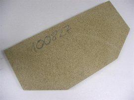 Wamsler Hátsó  Füstterelő Idom Vermiculit BETA WVER100827