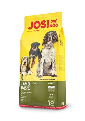 Josera JosiDog Lamb Basic 18kg