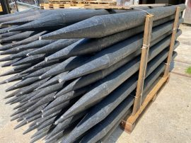 Műanyag Kerítésoszlop 10x230 cm