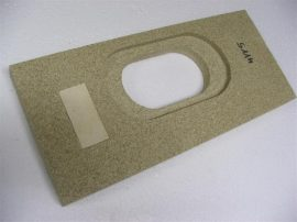 Servant S114 Hátsó-Felső Vermiculite idom