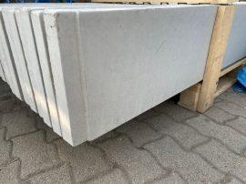 Táblás Kerítésrendszer Beton Lábazati elem